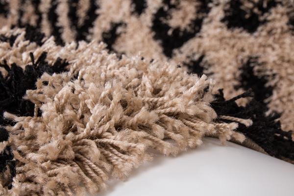 Hochflor Shaggy NEU Teppich Moderne Teppiche Tiermotiv