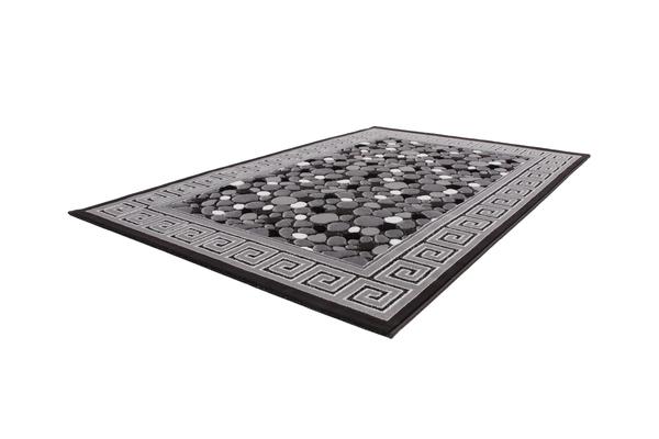 Teppich Steinoptik : Orient design teppich d effekt steinoptik bord?re ...